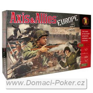 Axis + Allies: EVROPA