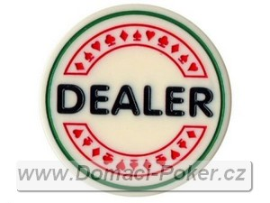 Dealer Button De Luxe